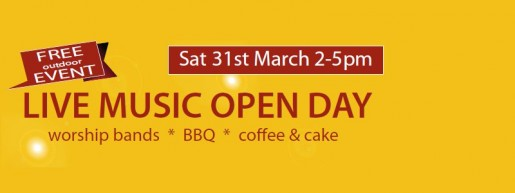 Live Music Open Day 2012